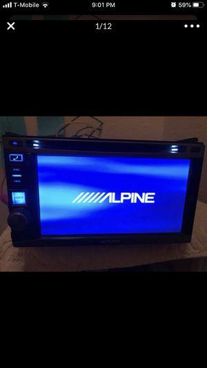 Alpine IVE-W530/Bluetooth/DVD Ready for Sale in Fontana, CA