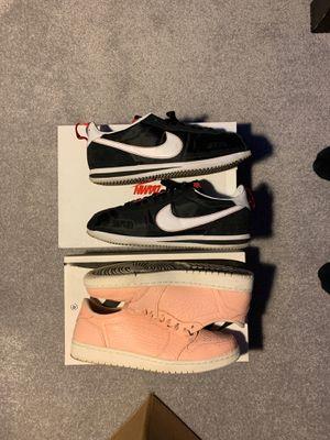 Nike Cortez Kenny & Jordan 1 low Premium. for Sale in Fontana, CA