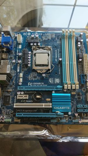 Computer Parts - Motherboard, i7 2600, DDR3 RAM, Graphic Card - Rx460 for Sale in Lynwood, CA