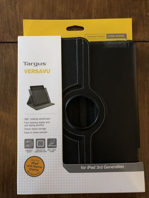 iPad case and stand for Sale in South Brunswick Township, NJ