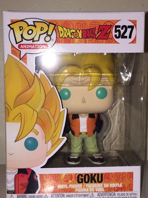 DragonBall Z Super Saiyan Casual Goku Pop #527 for Sale in Glenarden, MD