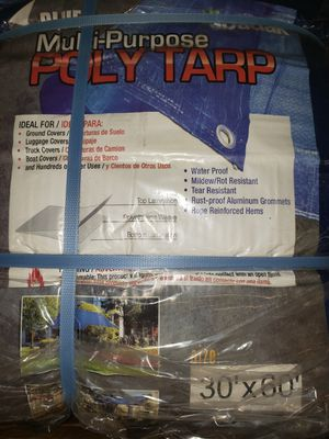 Blue Tarps for Sale in Spring Hill, FL