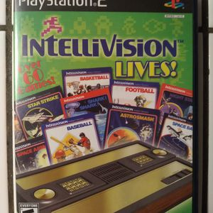 """Ps2 """"Intelevision Lives"""" for Sale in Jamul, CA"""