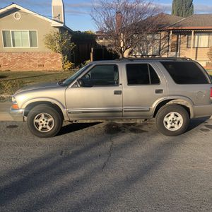 2001 Chevy blazer four-wheel-drive for Sale in San Jose, CA