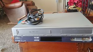 Lite On DVD&VCR recorder player for Sale in Glendale, AZ