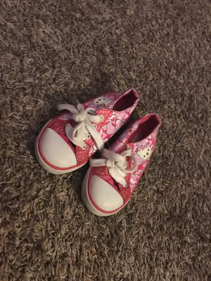 Hello kitty shoes for Sale in Fresno, CA