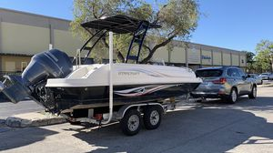 2015 Starcraft 2000 Yamaha 150 low hours for Sale in Miami, FL