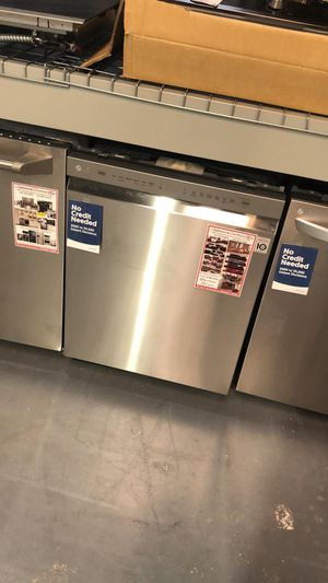 "New LG 24"" Full Console Built-in Dishwasher with 15 Place Setting Capacity, 9 Wash Cycles, Stainless Steel🔥 EzFinancing 39$ Down for Sale in Houston, TX"