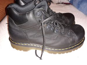 Dr. Doc martens boots black size 10 for Sale in Atlanta, GA
