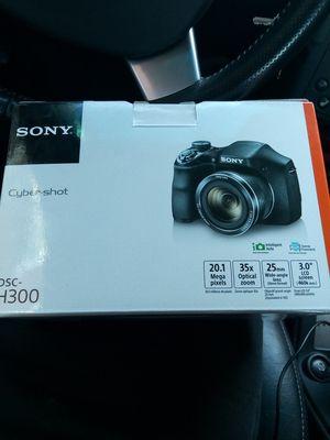 Sony camera for Sale in Warren, MI