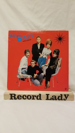 """The B52's """"Wild Planet"""" vinyl record new wave/ dance rock for Sale in San Diego, CA"""
