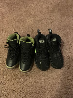Jordans and Nike's size 7 $55) both for $100 for Sale in Forestville, MD