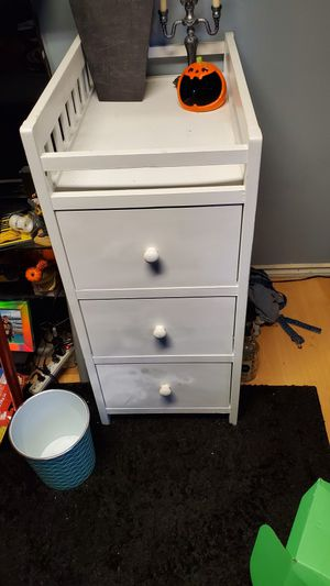 Baby changing table for Sale in Santa Ana, CA