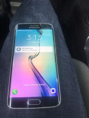 Samsung Galaxy S6 Edge for Sale in South San Francisco, CA