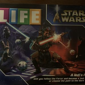 StarWars Life Board Game for Sale in Center Line, MI