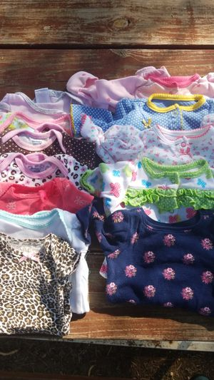 Baby Girl Clothes for Sale in San Angelo, TX