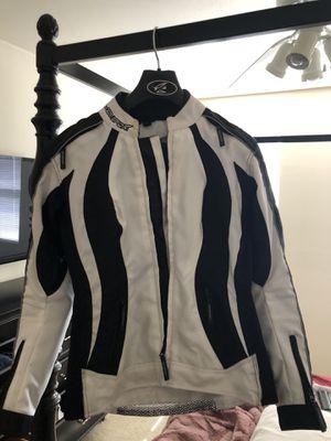 Women's motorcycle jacket, helmet, gloves for Sale in Simi Valley, CA