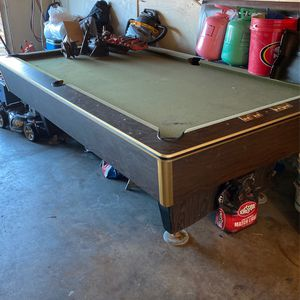Free pool table for Sale in Sacramento, CA