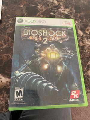 Xbox 360 Game Bioshock 2 for Sale in Stafford, VA