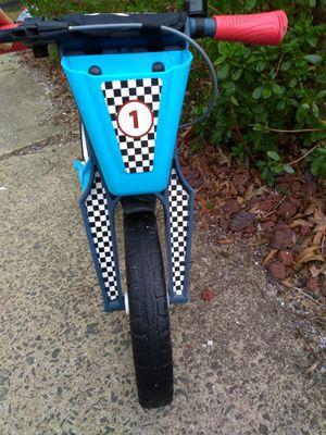 No pedal bike for Sale in Leesburg, VA