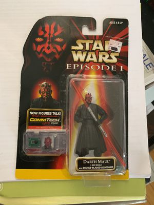 Darth Maul Jedi duel unopened for Sale in Pittsburgh, PA