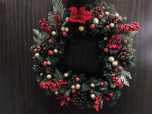 Christmas wreath for Sale in Seattle, WA