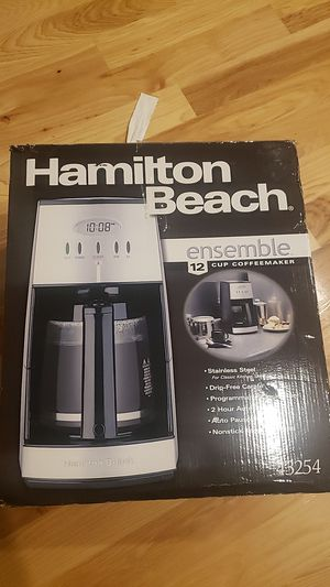 12 Cup Coffeemaker for Sale in Chicago, IL