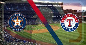 Astros VS Rangers 120 for Sale in Houston, TX