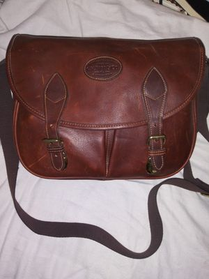 Leather messenger bag for Sale in Mesa, AZ