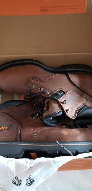 Steel toe Timberland work boots for Sale in Redmond, WA