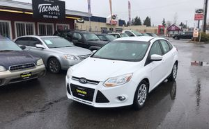2012 Ford Focus SE clean title and financing available for Sale in Tacoma, WA