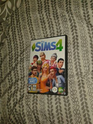 SIMS 4 /WINDOWS DVD- ROM SOFTWARE for Sale in Gibsonton, FL
