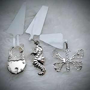 $17 For All 3 Sterling silver pendants , new for Sale in Pompano Beach, FL