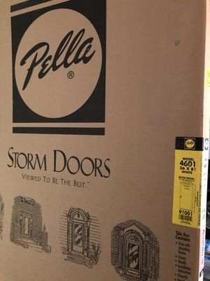 New white storm door for Sale in Pasco, WA