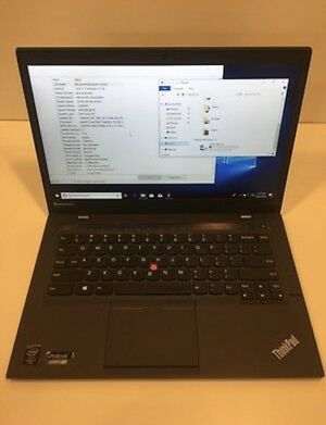 Lenovo Laptop Core i7 Quad / SSD 500 GB for Sale in Longmont, CO
