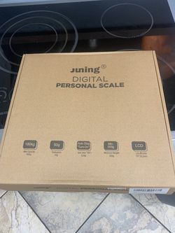 Digital Body Weight - JUNING BD-11 Precision Digital Clear Glass Bathroom Scale - 400lbs Capacity for Sale in San Diego,  CA