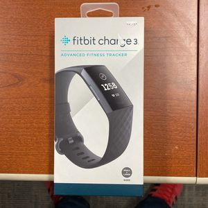 Fitbit Charge 3 In Box for Sale in Sacramento, CA