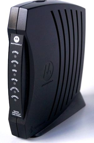 "Surfboard SB5100 ""High Speed"" Cable Modem - Motorola for Sale in Chula Vista, CA"