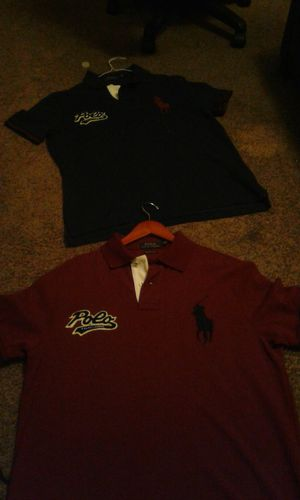 Rl Polo shirts $90 large for Sale in Los Angeles, CA