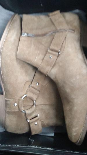 Hendrix harness topman boots size 9 men original$120 for Sale in Anchorage, AK