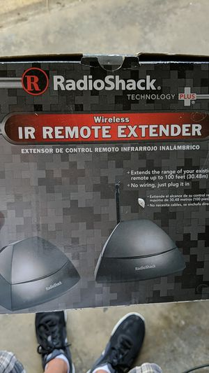 Radio Shack IR remote extender for Sale in Fort Mill, SC