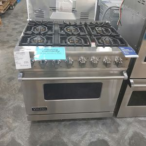 NEW VIKING 36inch Gas Professional Series Range Oven for Sale in Ontario, CA
