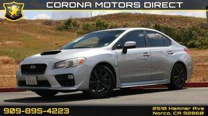 2016 Subaru WRX for Sale in Norco, CA