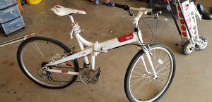 """Tern Joe 26"""" full size folding bike for Sale in Tempe, AZ"""