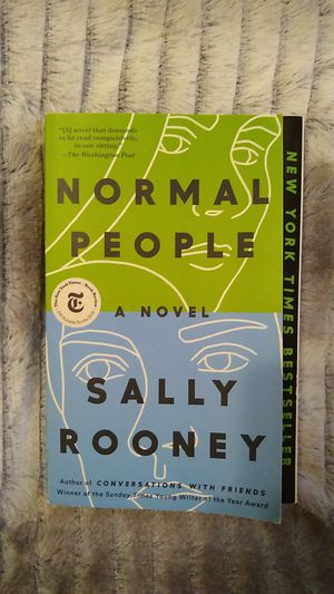 Normal People Book for Sale in Seattle, WA