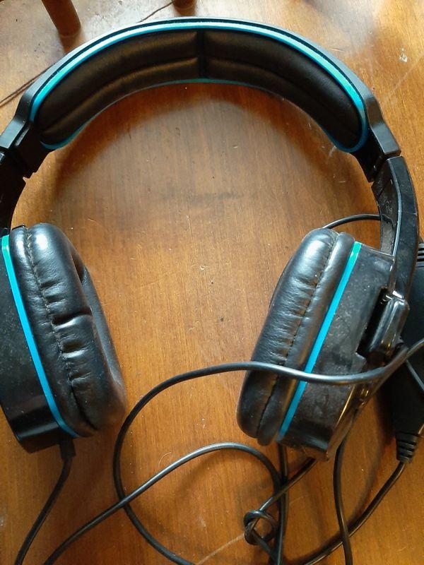 Computer head set