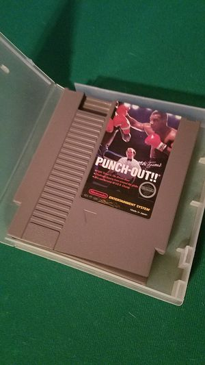 Mike Tyson Punch Out / Nintendo for Sale in Fontana, CA
