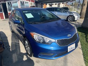 2014 Kia Forte bad credit ok we say yes!!! for Sale in Colton, CA