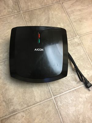Aicok Sandwich grill for Sale in San Diego, CA