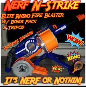 Nerf Gun Elite fire Blaster for Sale in Doubs, MD